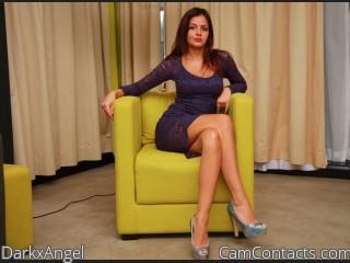 Cam 2 cam with Domina DarkxAngel desires punish you