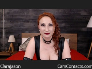 Live chat with Rigorous Lady dom ClaraJason grasps a gimp