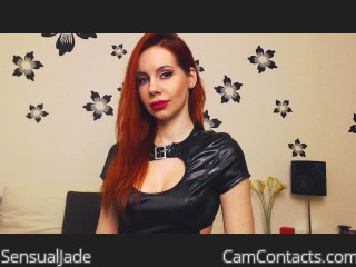 Sex chat with Superior Gal SensualJade covets sub slaves