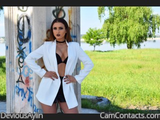 Live chat with Domme Goddess DeviousAylin seeks a sub male