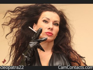 1 on 1 with Domme cleopatra22 seeks a sissy