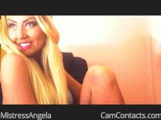 Cam 2 cam with Goddess MistressAngela needs  a paypig