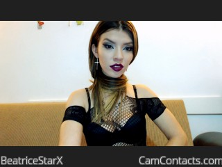 Dark chat with Domme BeatriceStarX desires fetish play