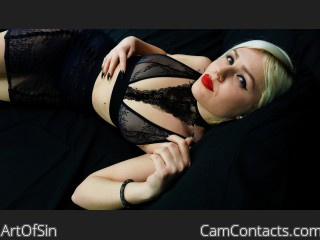 Live sex with London Mistress ArtOfSin longs for fetish fun