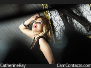 Live with Domina CatherineRay longs for a weak male